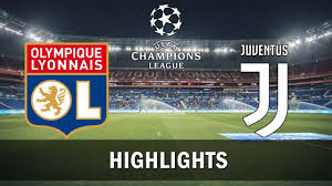 Lyon vs Juventus | Highlights & All Goals