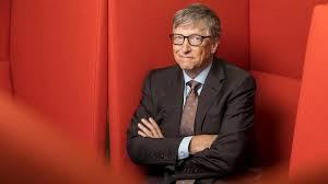 Bill Gates interview: 'This pandemic is like a world war, except ...