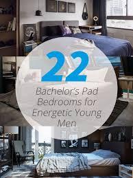 bedroom ideas for men bachelor pads