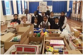 Astrea Academy help to raise 1,000 items after Christmas foodbank plea -  Astrea Academy Trust