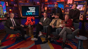 Watch Brian Littrell Gets Honest About NSYNC vs. Backstreet Boys | Watch  What Happens Live with Andy Cohen Season 17 - Episode 26 Video