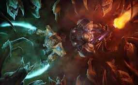 league of legends animated wallpaper on