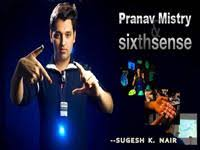 FOR THOSE WHO CONSIDER PRANAV MISTRY as THEIR IDEAL PERSON |authorSTREAM