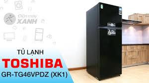 Tủ lạnh Toshiba GR-TG46VPDZ (XK1) 409 lít - Độc quyền giá tốt