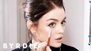 lucy hale s everyday makeup essentials
