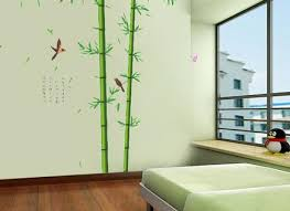 Bamboo Wall Sticker Vinyl Wall Stickers For Kids Rooms Home Decor Independence