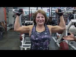 74-Year-Old Cancer Survivor Stays Young By Winning Body Building ...