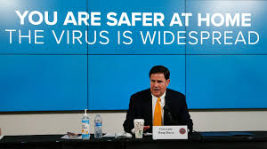 Coronavirus in Arizona: Governor Doug ...