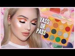 most pigmented eyeshadow palette