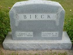 Emma Augusta Hoffman Bieck (1884-1950) - Find A Grave Memorial