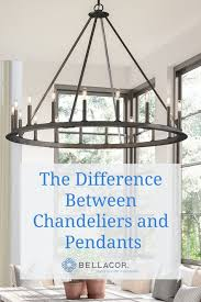 there are two types of hanging lights