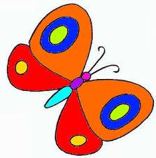 Tip 1: Jak nakreslit motýl