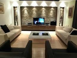 tv wall unit idea great modern