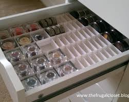 marvelous makeup storage ideas