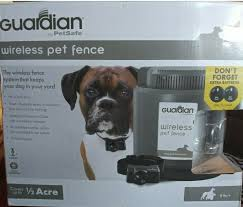 Upc 729849151727 Guardian By Petsafe Wireless Fence Upcitemdb Com