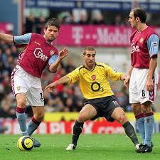 Mathieu Flamini (Arsenal) Eirik Bakke and Gavin McCann #155526