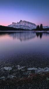 خلفيات ايفون طبيعة جبال Hd مربع