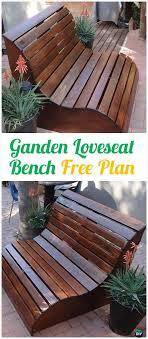 garden bench ideas garden ideas and