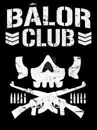 The Balor Club Finn Balor Prince Devitt S Bullet Club Logo Kaos Militer