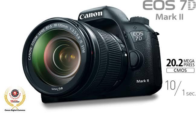 Simak Spesifikasi, Harga Jual Kamera Canon EOS 7D, dan Keunggulannya