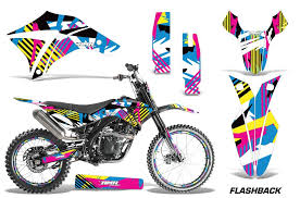 Dirt Bike Graphics Kit Decal Wrap Plates For Apollo Orion 250rx Fl All Terrain Depot