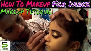 clical dance makeup tutorial