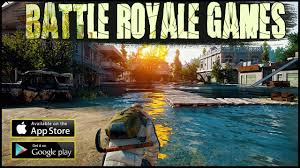 battle royale games for android ios
