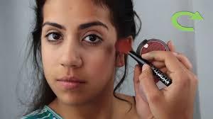 apply makeup for dark indian skin