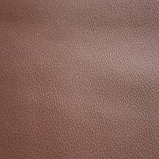 tan faux leather fabric