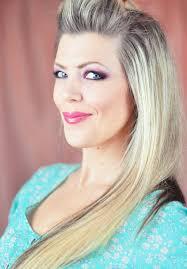 picture of diy frozen elsa makeup