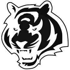 Football Nfl Cincinnati Bengals Logo Car Decal Vinyl Sticker White 3 Sizes Sports Mem Cards Fan Shop Cub Co Jp