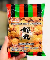 Thêm mẫu bánh gạo Nhật cho khách yêu lựa... - Bánh Kẹo Nhập Khẩu - Bách Linh