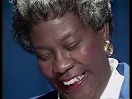 Myrna Carter Jackson - Student Activist - YouTube