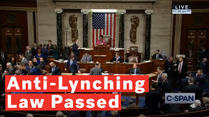 Four Lawmakers Vote Against House Bill to Make Lynching Federal ...