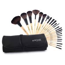 marquee beauty makeup brush set 20 piece