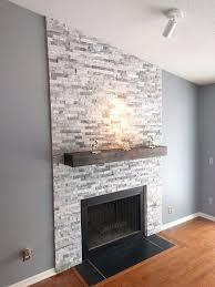 best modern fireplaces tile design