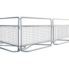 Police Specification Appleby Crowd Control Barrier For Sale Altrad Generation