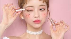 newest trends in korean makeup