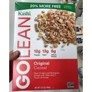 kashi go lean original calories