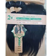 tuneful straight 2 in 1 hair bundles