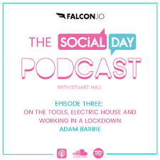 Series Two, Episode Three - Adam Barrie - On The Tools, Electric House and  Working in a lockdown — SocialDay