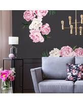 Deals Sales On Large Flower Wall Decals Bhg Com Shop