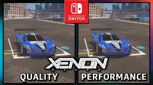 xenon racer quality vs performance 1