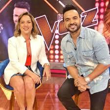 Adamari López y Luis Fonsi se reencontraron en programa de televisión |  Televisión | Entretenimiento | El Universo