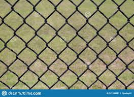 Black Chain Link Fence Background Stock Image Image Of Fence Background 147433181