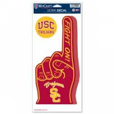 Southern California Trojans Stickers Decals Bumper Stickers