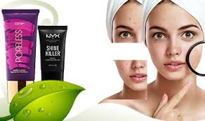 best primers for acne e skin oil