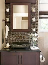 bathrooms with beautiful vessel sinks