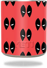 Amazon Com Mightyskins Skin Compatible With Yeti 10 Oz Rambler Lowball Wrap Cover Sticker Skins Dead Eyes Pool