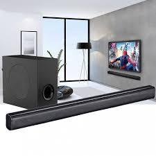 Bộ Loa Âm Thanh Giải Trí Soundbar 5.1 Bluetooth H08 + Loa Siêu Trầm S2 -  Đen AZONE - Loa thanh, Soundbar Thương hiệu OEM
